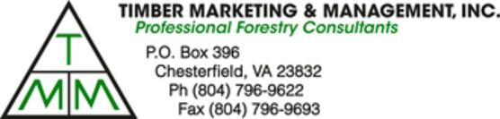 Timber Sales, Timber Marketing & Management Inc
